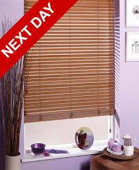 buy styleline express next day wooden blind 50mm sty wd exp 50