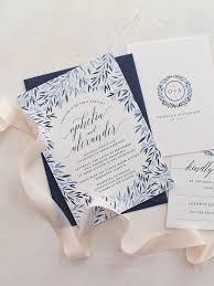 wedding invitations edmonton ophelia invitation suite