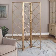 Screen Room Divider New 72 Modern Geometric Forged Metal Screen Room Divider