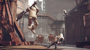 nier 2010 game wallpapers nier automata interview exploring the world of platinum u0027s latest