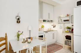 this studio apartment u0027s mini kitchen is perfect small kitchens