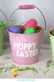 easter pails personalized easter egg pails in just 10 minutes the celebration