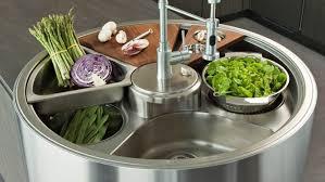 evier rond cuisine des éviers originaux pour la cuisine caroline munoz
