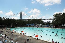 pools in queens new york