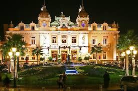 Monte Carlo Map Casino De Monte Carlo