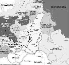 Map Of Europe 1919 by A Brief Institutional History Of Central Europe Part One Poland