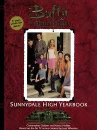 sunnydale class of 99 sunnydale high yearbook tie in book buffyverse wiki fandom