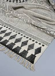 quality black and white rug just for you goodworksfurniture