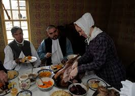 thanksgiving and history tours in boston club