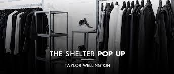 journal the shelter pop up taylor wellington