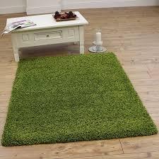 buy green shaggy rugs uk mix deep pile land of rugs