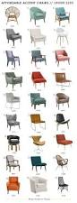 accent chairs affordable accent chair roundup emily henderson
