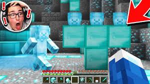 diamond steve summoning diamond steve in minecraft