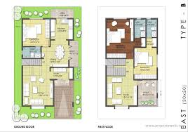 North Facing Floor Plans Staggering 30x50 House Plans North Facing 5 20x30 On Modern Decor
