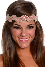 infinity headband the infinity headband coral gold the mint julep boutique