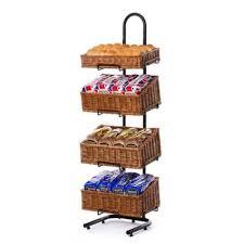fruit basket stand fruit display rack wicker basket fruit rack 3 tier fruit stand