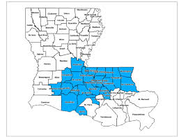 Louisiana Map Of Parishes by Demographic Analysis Of The August 2016 Flood Jmc Enterprises Of