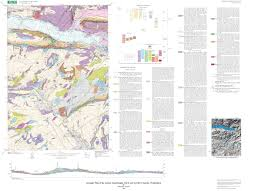 Map Of Oregon Counties by Geologic Map Of The Amboy Quadrangle Clark And Cowlitz Counties