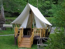 tent platform 60 adirondack tent poshprimitive luxe adirondack tents tents for