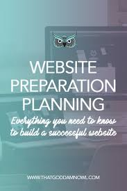 website build plan website preparation planning everything you need to know to build