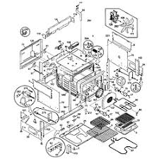 kenmore elite electric slide in range parts model 79046803993