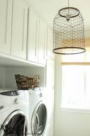 laundry room farmhouse light the wood grain cottage