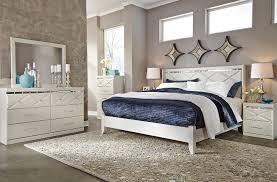 ashley furniture dreamur panel bedroom set in champagne best