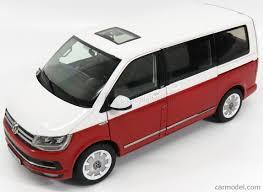 volkswagen van 2017 nzg 9541 10 scale 1 18 volkswagen t6 multivan highline minibus