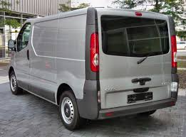 file opel vivaro 20090905 rear jpg wikimedia commons