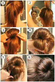 hair buns for hair carolina charm hair tutorial the bun