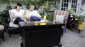 Fire Patio Table by Monterey Fire Table Youtube