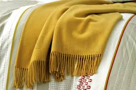 plaids en laine plaid chaud en laine literie a domicile com literie à domicile