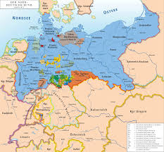Map Of Germany And Austria by Het Economics In Germany