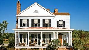 southern living house plans farmhouse revival southern living house plans farmhouse creek plan southern living