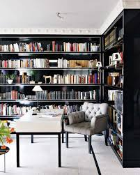 Home Library Ideas by Modern Home Library Ideas For Bookworms And Butterflies Tufted