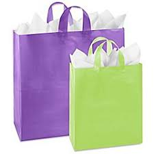 shopping bags plastic shopping bags merchandise bags in stock