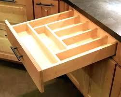 kitchen cabinet knife drawer organizers best kitchen cabinet drawer organizers large size of drawer