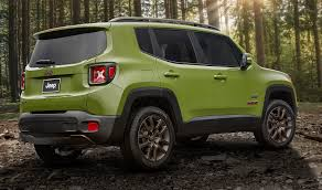 jeep green metallic jeep blows 75 candles creates special anniversary edition vehicles