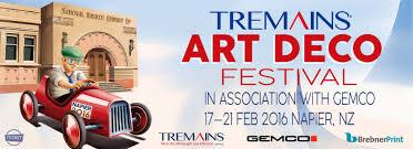 tremains art deco festival 2016
