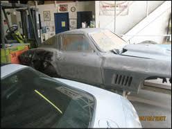 corvette restoration shops 1964 corvette restoration minnesota s auto and