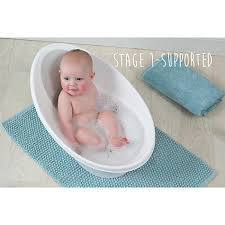 Babies In A Bathtub Buy Shnuggle Baby Bath John Lewis