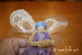 clothespin fairies wee folk