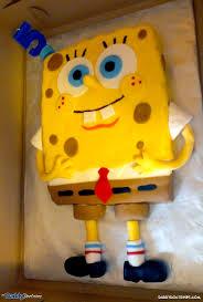 spongebob squarepants cake who lives in a pineapple the sea spongebob squarepants