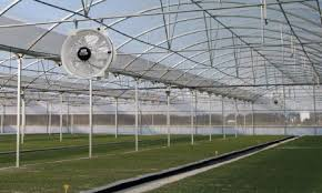 greenhouse exhaust fans with thermostat vostermans ventilation inc greenhouse ventilation with multifan fans