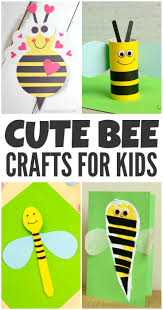 cute bumble bee crafts for kids