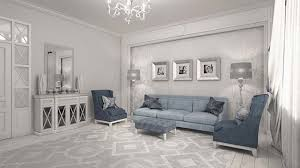 neoclassical living room design
