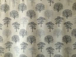 marson trees grey textile express buy fabric