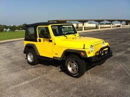 1997 Wrangler Sport Look What I Traded For 2002 Jeep Wrangler Sport