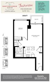 Regent Heights Floor Plan The Bartholomew Condos U0026 Townhomes Regent Park Life
