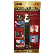 lights tester decoration led light